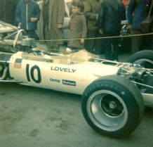 LOTUS 49 Pete Lovely 1970 Race of Champs (a)